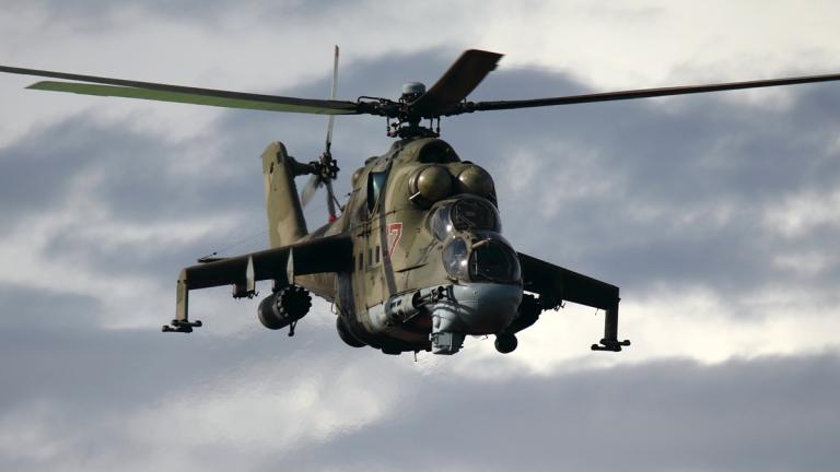 Азербайджан свали руски военен хеликоптер над Армения