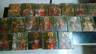 Арестуваха двама, ограбвали черкви в Русенско