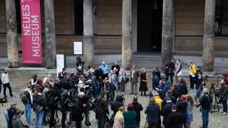 Мистериозни вандалски атаки по музеи в Берлин