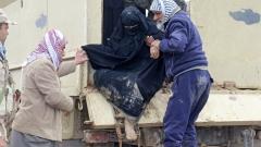 Най-малко 45 000 души са избягали от Западен Мосул