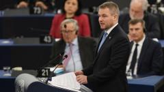 Не сме имунизирани срещу атаки на ценностите, призна словашкият премиер в ЕП
