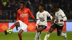 Рен се утвърди на третото място в Лига 1