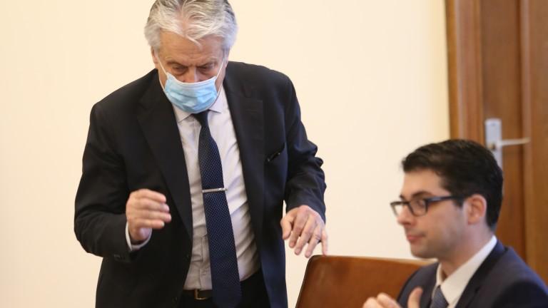 На днешното си заседание правителството е предложило Петър Тодоров да