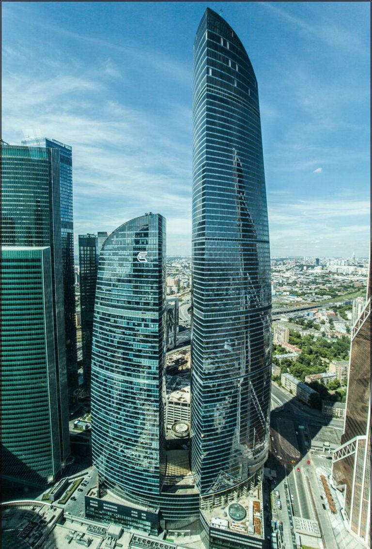 Vostok Tower