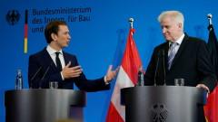Рим, Берлин, Виена - новата ос в Европа срещу мигрантите