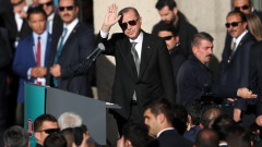 Ердоган иска референдум за членство в ЕС