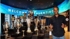 Валентино Лазаро: Конте ме убеди за Интер