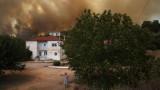 Няма информация за пострадали от пожарите в Гърция българи
