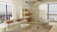 1 265 472 лева: Цената на апартаментите във втората най-висока сграда в София