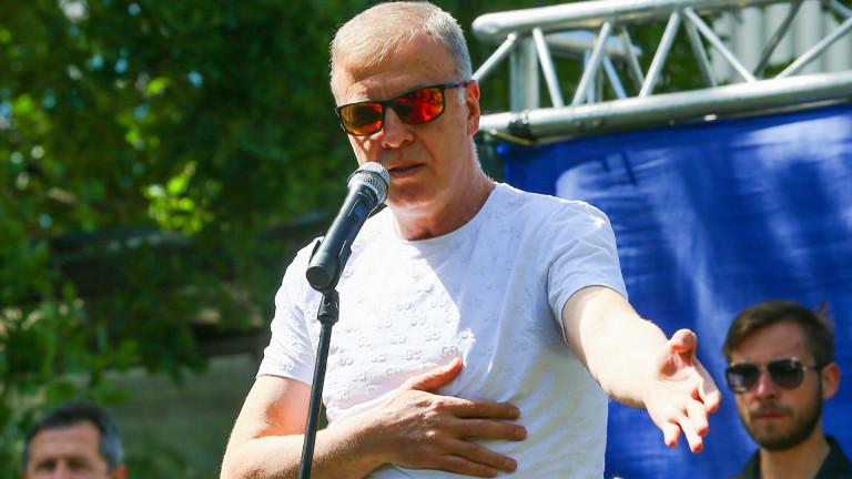 Наско Сираков с важно уточнение около преговорите за Левски