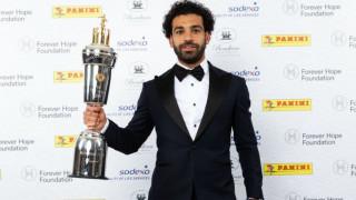 Салах е номер едно за сезона във Висшата лига