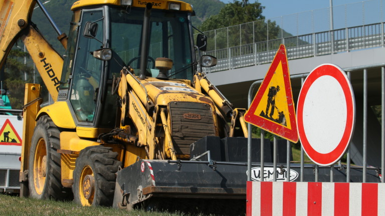 "Променят движението по столичния бул. ""Симеоновско шосе"" заради ремонти"