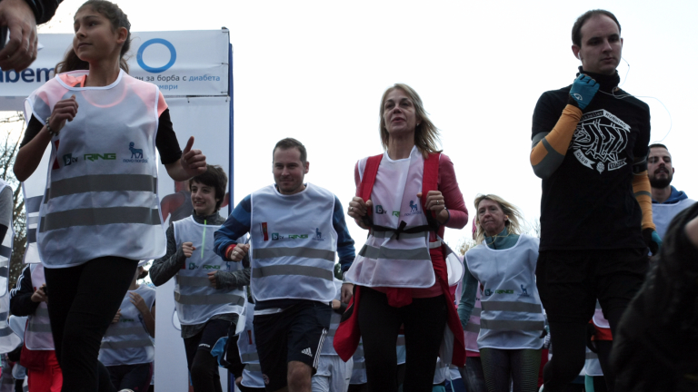 Над 500 участници на маратона в Плевен