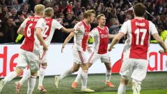 Аякс е шампион на Холандия кръг преди края