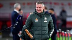 Солскяер не очаква входящи трансфери в Манчестър Юнайтед