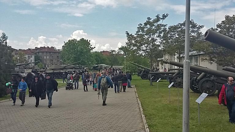 Военноисторическият музей с вход свободен и празнична програма за 6 май