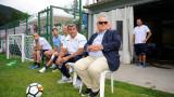 Лотито хвали футболистите на Лацио