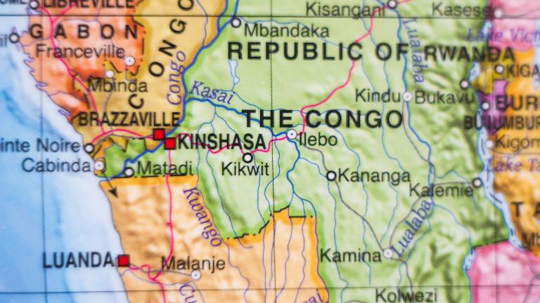 50 загинали и 23 ранени при железопътна катастрофа в Конго