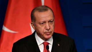 Ердоган призовава Европа да подкрепи ходовете на Турция в Либия