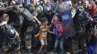 ЕК с апел за децата бежанци