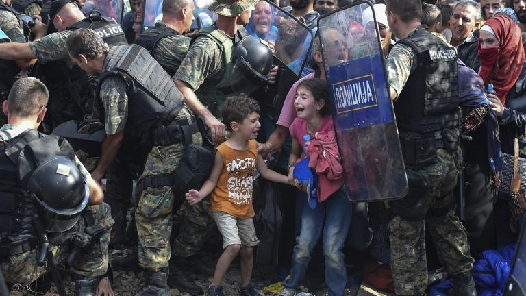 Повече от 16 млн. бебета са се родили в конфликтни зони тази година