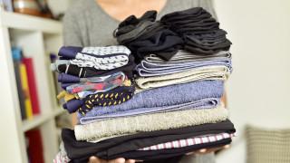 Над 4 тона стари дрехи събраха в Шумен