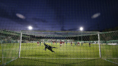 Витоша - ЦСКА 0:0, Соу пропусна дузпа, не успя да вкара и от 3 метра и беше сменен