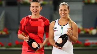 Симона Халеп спечели дамския турнир на Мадрид Мастърс