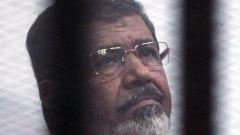 Отмениха смъртна присъда на бившия президент на Египет Мохамед Морси