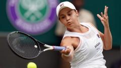 """Лидерката в световната ранглиста за първи път ще участва във втората седмица на """"Уимбълдън"""""""