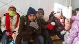 Протест на Лесбос срещу бежанците