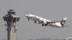 Alaska Airlines пише история с първия полет с биогориво от дървесина