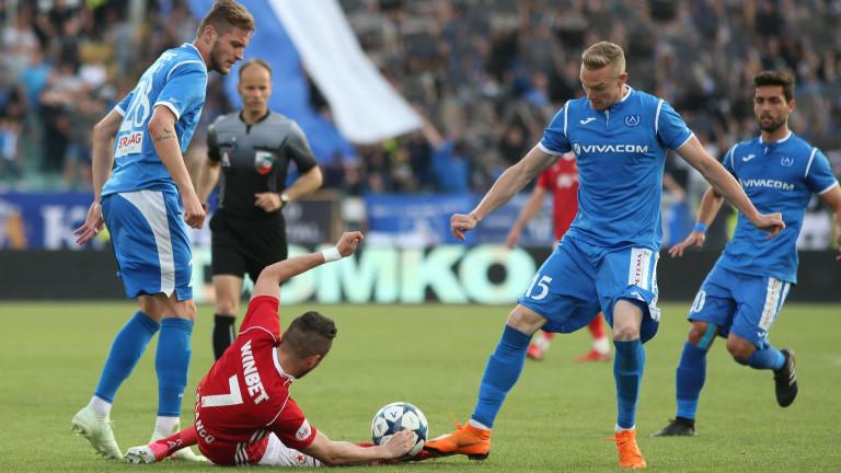 Роман Прохазка: Давах всичко от себе си за Левски, няма да забравя дербитата с ЦСКА