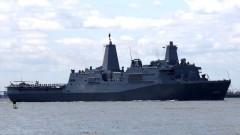 САЩ изпращат втори военен кораб в Залива