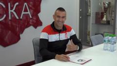 Мартин Камбуров: Жеков е мотиватор за мен, може да постигнем победа срещу ЦСКА