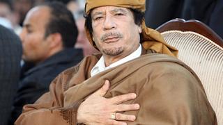 САЩ тайно натискат Кадафи да си отиде