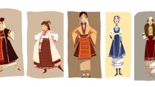 """Проектът """"Златната ябълка"""" показва анимационни кукери и самодиви"""