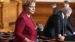 Менда Стоянова: Депутатите социалисти не искат да ремонтират храма, а да дават трибунки