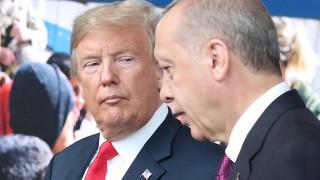 Ердоган очаква среща с Тръмп скоро