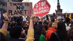 1,4 млн. ученици по света са участвали в стачките за климатичните промени