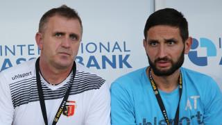 Бруно Акрапович: На терена се вижда фаворитът