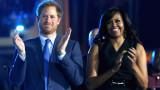 Принц Хари, Меган Маркъл, интервюто им с Опра Уинфри и коментарът на Мишел Обама