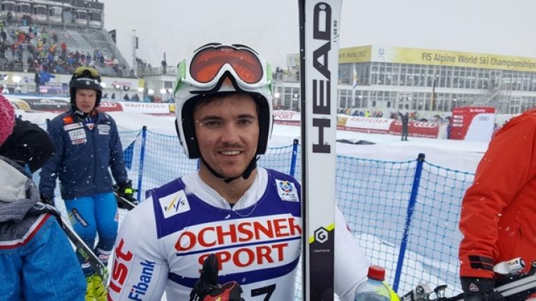 Историческо постижение на Алберт Попов във Финландия!