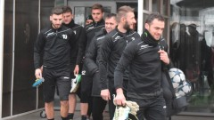 Локомотив (Пловдив) победи с 1:0 Марица в контрола