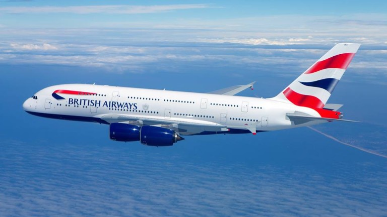 Самолет на British Airways извърши най-бързия полет от Ню Йорк до Лондон