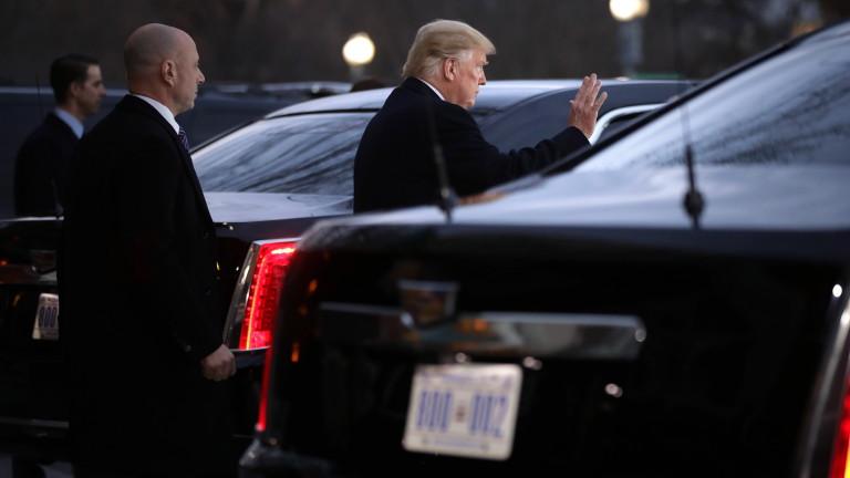 Прокурори подхващат бизнеса на Доналд Тръмп