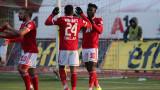 Кайседо бележи средно по един гол на два мача в ЦСКА