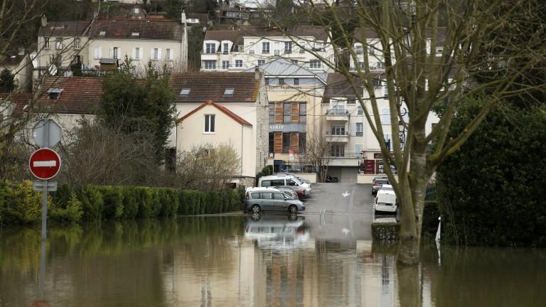 Най-малко шестдуши са загинали при наводнения в департамента Од в