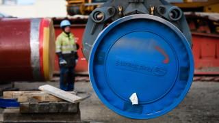 """Газпром самостоятелно завършва """"Северен поток"""" 2 в случай на санкции на САЩ"""