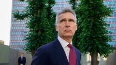 Столтенберг: Режимът в Беларус да не се оправдава с НАТО за насилие над протестиращи